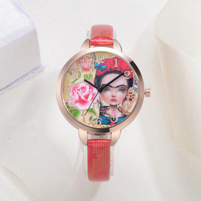 Fanteeda FD044 women Unique Dial Pu Band Wrist Quartz WatchWomens Watches<br>Fanteeda FD044 women Unique Dial Pu Band Wrist Quartz Watch<br><br>Band material: PU<br>Band size: 22 x 1 CM<br>Case material: Alloy<br>Clasp type: Pin buckle<br>Dial size: 3.7 x 3.7 x 0.8 CM<br>Display type: Analog<br>Movement type: Quartz watch<br>Package Contents: 1 x Watch<br>Package size (L x W x H): 26.00 x 5.00 x 1.00 cm / 10.24 x 1.97 x 0.39 inches<br>Package weight: 0.0300 kg<br>Product size (L x W x H): 22.00 x 3.70 x 0.80 cm / 8.66 x 1.46 x 0.31 inches<br>Product weight: 0.0290 kg<br>Shape of the dial: Round<br>Watch mirror: Mineral glass<br>Watch style: Fashion, Business, Retro, Lovely, Wristband Style, Jewellery, Casual<br>Watches categories: Women,Female table<br>Water resistance: No