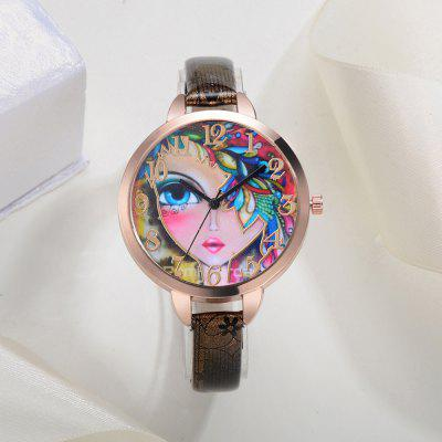 Fanteeda FD046 women Unique Dial Pu Band Wrist Quartz WatchWomens Watches<br>Fanteeda FD046 women Unique Dial Pu Band Wrist Quartz Watch<br><br>Band material: PU<br>Band size: 22 x 1 CM<br>Case material: Alloy<br>Clasp type: Pin buckle<br>Dial size: 3.7 x 3.7 x 0.8 CM<br>Display type: Analog<br>Movement type: Quartz watch<br>Package Contents: 1 x Watch<br>Package size (L x W x H): 26.00 x 5.00 x 1.00 cm / 10.24 x 1.97 x 0.39 inches<br>Package weight: 0.0300 kg<br>Product size (L x W x H): 22.00 x 3.70 x 0.80 cm / 8.66 x 1.46 x 0.31 inches<br>Product weight: 0.0290 kg<br>Shape of the dial: Round<br>Watch mirror: Mineral glass<br>Watch style: Fashion, Business, Retro, Lovely, Wristband Style, Jewellery, Casual<br>Watches categories: Women,Female table<br>Water resistance: No