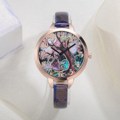Fanteeda FD049 women Unique Dial Pu Band Wrist Quartz WatchWomens Watches<br>Fanteeda FD049 women Unique Dial Pu Band Wrist Quartz Watch<br><br>Band material: PU<br>Band size: 22 x 1 CM<br>Case material: Alloy<br>Clasp type: Pin buckle<br>Dial size: 3.7 x 3.7 x 0.8 CM<br>Display type: Analog<br>Movement type: Quartz watch<br>Package Contents: 1 x Watch<br>Package size (L x W x H): 26.00 x 5.00 x 1.00 cm / 10.24 x 1.97 x 0.39 inches<br>Package weight: 0.0300 kg<br>Product size (L x W x H): 22.00 x 3.70 x 0.80 cm / 8.66 x 1.46 x 0.31 inches<br>Product weight: 0.0290 kg<br>Shape of the dial: Round<br>Watch mirror: Mineral glass<br>Watch style: Fashion, Business, Retro, Lovely, Wristband Style, Jewellery, Casual<br>Watches categories: Women,Female table<br>Water resistance: No