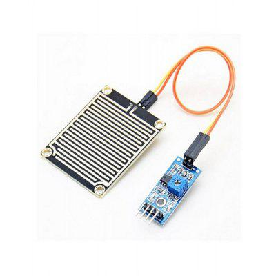 Rain Sensor Module Sensitivity Weather Module for Arduino Interface