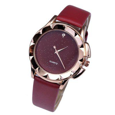 REEBONZ New Fashion Women Dress Leather Quartz WatchWomens Watches<br>REEBONZ New Fashion Women Dress Leather Quartz Watch<br><br>Band material: Leather<br>Band size: 24 x 1.8cm<br>Case material: Alloy<br>Clasp type: Pin buckle<br>Dial size: 3.8 x 3.8 x 0.8cm<br>Display type: Analog<br>Movement type: Quartz watch<br>Package Contents: 1 x Watch<br>Package size (L x W x H): 26.00 x 5.50 x 1.00 cm / 10.24 x 2.17 x 0.39 inches<br>Package weight: 0.0400 kg<br>Product size (L x W x H): 24.00 x 3.80 x 0.80 cm / 9.45 x 1.5 x 0.31 inches<br>Product weight: 0.0350 kg<br>Shape of the dial: Round<br>Watch style: Jewellery, Childlike, Business, Classic, Fashion, Casual<br>Watches categories: Women<br>Water resistance: Life water resistant