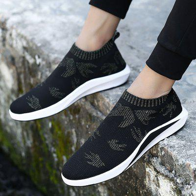 New Pattern Breathable Pedal ShoesMen's Sneakers<br>New Pattern Breathable Pedal Shoes<br><br>Available Size: 39-44<br>Closure Type: Slip-On<br>Embellishment: None<br>Gender: For Men<br>Outsole Material: PU<br>Package Contents: 1xshoes(pair)<br>Pattern Type: Print<br>Season: Summer, Spring/Fall<br>Toe Shape: Round Toe<br>Toe Style: Closed Toe<br>Upper Material: Cloth<br>Weight: 1.5840kg
