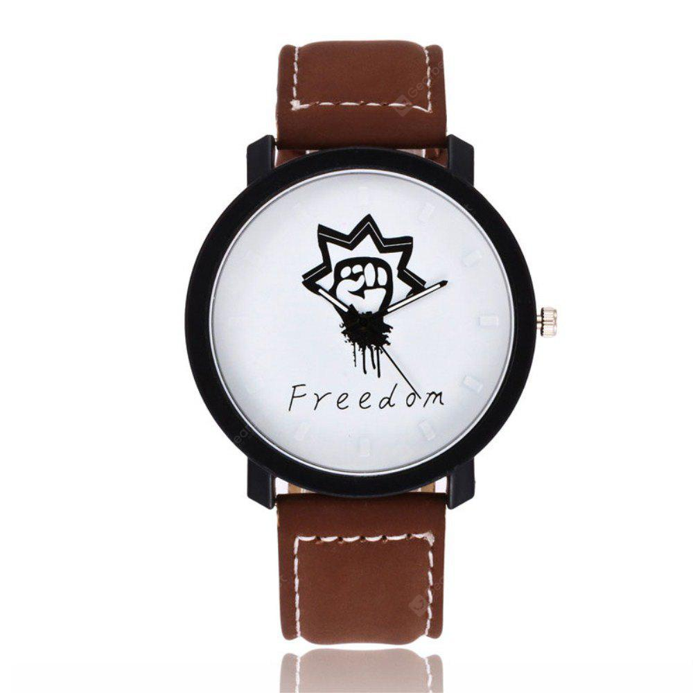 Fashion Casual Harajuku Men's Quartz Watch