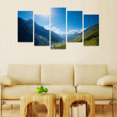 MailingArt FIV103 5 Panels Seascape Wall Art Painting Home Decor Canvas PrintPrints<br>MailingArt FIV103 5 Panels Seascape Wall Art Painting Home Decor Canvas Print<br><br>Craft: Print<br>Form: Five Panels<br>Material: Canvas<br>Package Contents: 5 x Print<br>Package size (L x W x H): 82.00 x 32.00 x 12.00 cm / 32.28 x 12.6 x 4.72 inches<br>Package weight: 1.8000 kg<br>Painting: Include Inner Frame<br>Shape: Horizontal Panoramic<br>Style: Natural<br>Subjects: Seascape<br>Suitable Space: Bedroom,Boys Room,Cafes,Corridor,Dining Room,Girls Room,Hotel,Kids Room,Kids Room,Kitchen,Living Room,Office,Study Room / Office