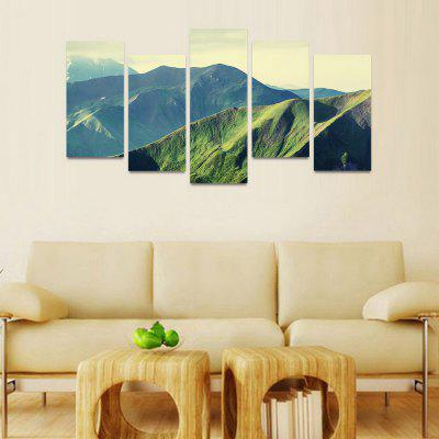MailingArt FIV107 5 Panels Landscape Wall Art Painting Home Decor Canvas PrintPrints<br>MailingArt FIV107 5 Panels Landscape Wall Art Painting Home Decor Canvas Print<br><br>Craft: Print<br>Form: Five Panels<br>Material: Canvas<br>Package Contents: 5 x Print<br>Package size (L x W x H): 82.00 x 32.00 x 12.00 cm / 32.28 x 12.6 x 4.72 inches<br>Package weight: 1.8000 kg<br>Painting: Include Inner Frame<br>Shape: Horizontal Panoramic<br>Style: Natural<br>Subjects: Seascape<br>Suitable Space: Boys Room,Cafes,Corridor,Dining Room,Girls Room,Hotel,Kids Room,Kitchen,Living Room,Office,Study Room / Office