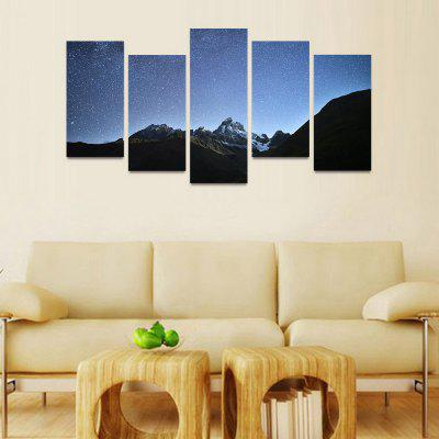 MailingArt FIV108 5 Panels Landscape Wall Art Painting Home Decor Canvas PrintPrints<br>MailingArt FIV108 5 Panels Landscape Wall Art Painting Home Decor Canvas Print<br><br>Craft: Print<br>Form: Five Panels<br>Material: Canvas<br>Package Contents: 5 x Print<br>Package size (L x W x H): 82.00 x 32.00 x 11.00 cm / 32.28 x 12.6 x 4.33 inches<br>Package weight: 1.8000 kg<br>Painting: Include Inner Frame<br>Shape: Horizontal Panoramic<br>Style: Natural<br>Subjects: Seascape<br>Suitable Space: Bedroom,Boys Room,Cafes,Corridor,Dining Room,Girls Room,Hotel,Kids Room,Kitchen,Living Room,Office,Study Room / Office
