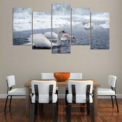 MailingArt FIV112  5 Panels Landscape Wall Art Painting Home Decor Canvas PrintPrints<br>MailingArt FIV112  5 Panels Landscape Wall Art Painting Home Decor Canvas Print<br><br>Craft: Print<br>Form: Five Panels<br>Material: Canvas<br>Package Contents: 5 x Print<br>Package size (L x W x H): 82.00 x 32.00 x 12.00 cm / 32.28 x 12.6 x 4.72 inches<br>Package weight: 1.8000 kg<br>Painting: Include Inner Frame<br>Shape: Horizontal Panoramic<br>Style: Natural<br>Subjects: Seascape<br>Suitable Space: Boys Room,Cafes,Corridor,Dining Room,Girls Room,Hotel,Kids Room,Kitchen,Living Room,Office,Study Room / Office