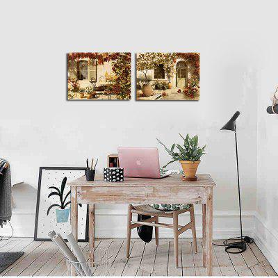QiaoJiaHuaYuan No Frame Canvas Living Room Sofa Background Idyllic Beauty of the Landscape Double - link Dcoration HangiPrints<br>QiaoJiaHuaYuan No Frame Canvas Living Room Sofa Background Idyllic Beauty of the Landscape Double - link Dcoration Hangi<br><br>Brand: Qiaojiahuayuan<br>Craft: Print<br>Form: Two Panels<br>Material: Canvas<br>Package Contents: 2 x Print<br>Package size (L x W x H): 47.00 x 5.00 x 5.00 cm / 18.5 x 1.97 x 1.97 inches<br>Package weight: 0.2000 kg<br>Painting: Without Inner Frame<br>Product weight: 0.2000 kg<br>Shape: Horizontal Panoramic<br>Style: Pastoral, Scenic<br>Subjects: Landscape<br>Suitable Space: Living Room
