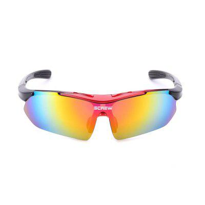 SENLAN   Outdoor   Sports    Goggles   9801Cycling Sunglasses<br>SENLAN   Outdoor   Sports    Goggles   9801<br><br>Gender: Unisex<br>Lens Color: Blue,Gray<br>Lens material: PC<br>Model Number: 9801<br>Package Contents: 1 x Glasses<br>Package Size(L x W x H): 15.60 x 14.60 x 4.90 cm / 6.14 x 5.75 x 1.93 inches<br>Package weight: 0.1310 kg<br>Product Size(L x W x H): 15.50 x 14.50 x 4.80 cm / 6.1 x 5.71 x 1.89 inches<br>Product weight: 0.0310 kg<br>Suitable for: Traveling, Mountaineering<br>Type: Goggle