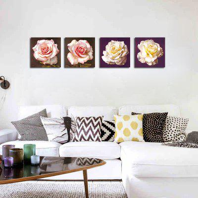 QiaoJiaHuaYuan Living Room Sofa Background Four Pieces of Still life Adornment Flower Bedroom Head Hangs a PicturePrints<br>QiaoJiaHuaYuan Living Room Sofa Background Four Pieces of Still life Adornment Flower Bedroom Head Hangs a Picture<br><br>Brand: Qiaojiahuayuan<br>Craft: Print<br>Form: Four Panels<br>Material: Canvas<br>Package Contents: 4 X Print<br>Package size (L x W x H): 47.00 x 5.00 x 5.00 cm / 18.5 x 1.97 x 1.97 inches<br>Package weight: 0.2000 kg<br>Painting: Without Inner Frame<br>Product weight: 0.2000 kg<br>Shape: Square<br>Style: Beads, Fresh Style<br>Subjects: Still Life<br>Suitable Space: Living Room