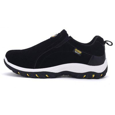 ZEACAVA Spring Plus Size Outdoor Slip-on Hiking Shoes for MenMen's Sneakers<br>ZEACAVA Spring Plus Size Outdoor Slip-on Hiking Shoes for Men<br><br>Available Size: 39-47<br>Closure Type: Slip-On<br>Embellishment: Letter<br>Gender: For Men<br>Outsole Material: Rubber<br>Package Contents: 1xShoes(pair)<br>Pattern Type: Solid<br>Season: Spring/Fall<br>Toe Shape: Round Toe<br>Toe Style: Closed Toe<br>Upper Material: Flock<br>Weight: 1.2000kg