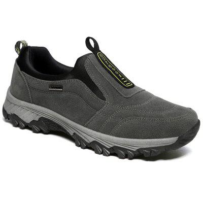 Buy GRAY 42 New Spring Breathable Wear-resisting Hiking Shoes For Men for $55.74 in GearBest store