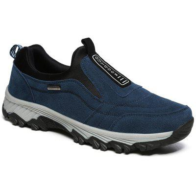 Buy CERULEAN 44 New Spring Breathable Wear-resisting Hiking Shoes For Men for $55.74 in GearBest store