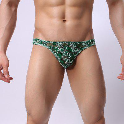 Mens Sexy Transparent UnderwearMens Underwear &amp; Pajamas<br>Mens Sexy Transparent Underwear<br><br>Material: Polyester<br>Package Contents: 1 x Underwear<br>Package size (L x W x H): 1.00 x 1.00 x 1.00 cm / 0.39 x 0.39 x 0.39 inches<br>Package weight: 0.1000 kg<br>Waist Type: Low