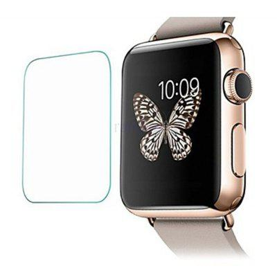 For Apple Watch Series 1 / 2 / 3 42mm Ultra Clear Tempered Glass Protective Film Guard
