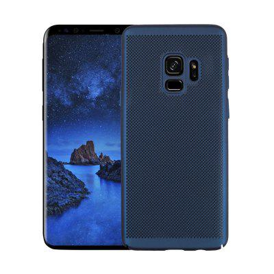 Case for Samsung Galaxy S9 Heat Dissipation Ultra-Thin Frosted Back Cover Solid Color Hard PC