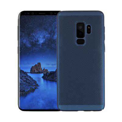 Case for Samsung Galaxy S9 Plus Heat Dissipation Ultra-Thin Frosted Back Cover Solid Color Hard PC