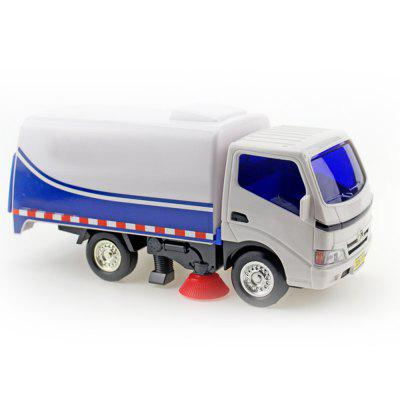 Inertia Truck Cleaning Car Garbage Road Sweeper Boy Child Toy ModelOther Educational Toys<br>Inertia Truck Cleaning Car Garbage Road Sweeper Boy Child Toy Model<br><br>Age: 5-7 Years<br>Applicable gender: Unisex<br>Design Style: Other<br>Features: Sports<br>Gender: Unisex<br>Material: ABS<br>Package Contents: 1 x Toy Car<br>Package size (L x W x H): 26.00 x 12.00 x 15.00 cm / 10.24 x 4.72 x 5.91 inches<br>Package weight: 0.4000 kg<br>Product size (L x W x H): 25.40 x 11.30 x 14.00 cm / 10 x 4.45 x 5.51 inches<br>Small Parts: Yes<br>Type: Outdoor Toys<br>Washing: No