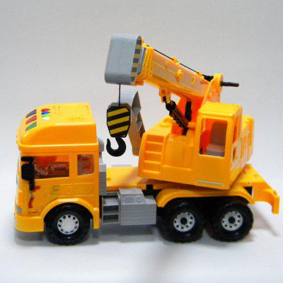Inertial Truck Toy Large Crane Boy Boom RetractableOther Educational Toys<br>Inertial Truck Toy Large Crane Boy Boom Retractable<br><br>Age: 5-7 Years<br>Applicable gender: Boys<br>Battery Type: 3 x AAA battery(not included)<br>Design Style: Other<br>Features: Sports<br>Gender: Boys<br>Material: ABS<br>Package Contents: 1 x Toy Car<br>Package size (L x W x H): 45.00 x 15.00 x 20.00 cm / 17.72 x 5.91 x 7.87 inches<br>Package weight: 0.5000 kg<br>Product size (L x W x H): 44.00 x 14.30 x 18.60 cm / 17.32 x 5.63 x 7.32 inches<br>Small Parts: Yes<br>Type: Outdoor Toys<br>Washing: No