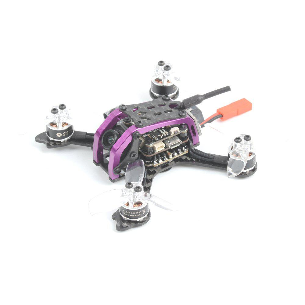 SKYSTARS Flypiggy 95mm Micro Brushless FPV Racing Drone 700TVL Camera  F3 FC with OSD 15A DShot ESC