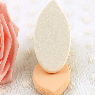 Lameila Cosmetic Powder Puff Makeup Tool 2PCSMakeup Brushes &amp; Tools<br>Lameila Cosmetic Powder Puff Makeup Tool 2PCS<br><br>Item Type: Cosmetic Puff<br>Materials: Sponge<br>Package Content: 2 x Cosmetic Puff<br>Package size (L x W x H): 15.50 x 8.40 x 0.50 cm / 6.1 x 3.31 x 0.2 inches<br>Package weight: 0.0100 kg<br>Product size (L x W x H): 5.90 x 5.30 x 0.30 cm / 2.32 x 2.09 x 0.12 inches<br>Product weight: 0.0080 kg