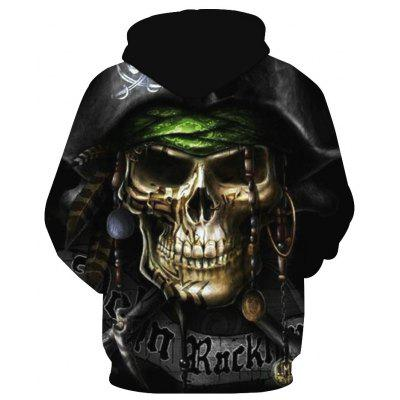 Skeleton Print Hat Hooded HoodieMens Hoodies &amp; Sweatshirts<br>Skeleton Print Hat Hooded Hoodie<br><br>Material: Cotton<br>Package Contents: 1 x Hoodie<br>Shirt Length: Regular<br>Sleeve Length: Full<br>Style: Fashion<br>Weight: 0.3900kg