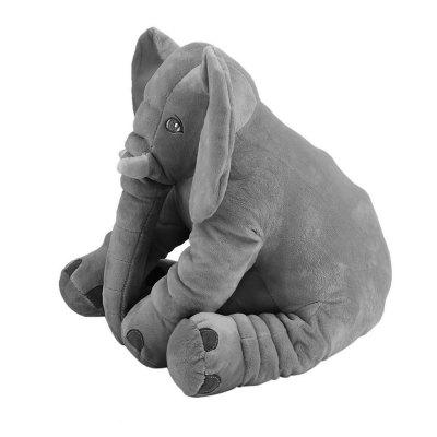 Stuffed Animal Cushion Kids Baby Sleeping Soft Pillow Toy Cute Elephant CottonStuffed Cartoon Toys<br>Stuffed Animal Cushion Kids Baby Sleeping Soft Pillow Toy Cute Elephant Cotton<br><br>Age Range: &gt; 3 years old<br>Animals: Elephant<br>Features: Soft, Stuffed and Plush, Cartoon<br>Materials: Cloth<br>Package Contents: Package included: 1 x Stuffed Toy<br>Package size: 37.00 x 33.00 x 15.00 cm / 14.57 x 12.99 x 5.91 inches<br>Package weight: 0.3800 kg<br>Product weight: 0.3700 kg<br>Series: Star Product<br>Theme: Other, TV and Movie Character<br>Type: Plush/Nano Doll<br>Warning: keep away from fire