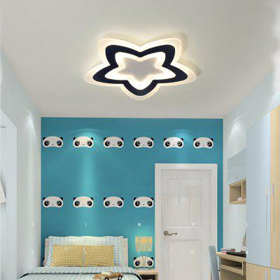 PJ386 LED Warm Romantic Suction Ceiling Lamps and Stars Bedroom Lamps and Balcony Lamps