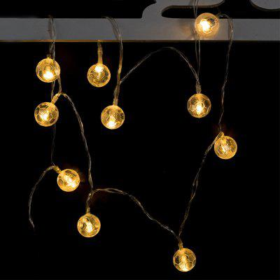 Football Led String Lights Fairy Led Home Decor Light Home Garden