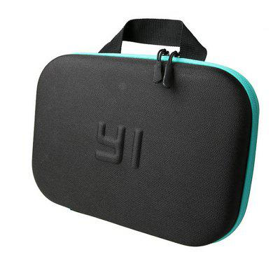Shockproof Anti-Dust Storage Bag Case for Xiaomi Yi Action Sports Camera - BLACK