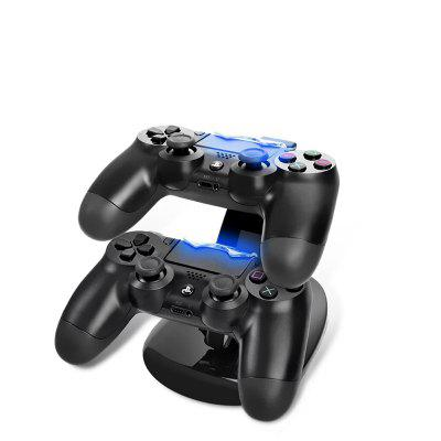 Game Controller Aircraft Dual Charger Ps4 Thin Game Console Dual Charging Bracket