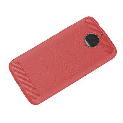 JOFLO Phone Cover Case for MOTO G5S PlusBrushed skid-proof Carbon Fiber TPU CasesCases &amp; Leather<br>JOFLO Phone Cover Case for MOTO G5S PlusBrushed skid-proof Carbon Fiber TPU Cases<br><br>Color: Black,Red,Gray,Cadetblue<br>Compatible Model: MOTO G5S Plus<br>Features: Back Cover<br>Material: TPU, Carbon<br>Package Contents: 1 x Case<br>Package size (L x W x H): 16.00 x 7.00 x 0.50 cm / 6.3 x 2.76 x 0.2 inches<br>Package weight: 0.0230 kg<br>Style: Novelty, Solid Color