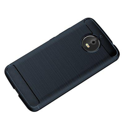 JOFLO Phone Cover Case for MOTO E4 Plus Brushed skid-proof Carbon Fiber TPU CasesCases &amp; Leather<br>JOFLO Phone Cover Case for MOTO E4 Plus Brushed skid-proof Carbon Fiber TPU Cases<br><br>Color: Black,Red,Gray,Cadetblue<br>Compatible Model: MOTO E4 Plus<br>Features: Back Cover<br>Material: TPU, Carbon<br>Package Contents: 1 x Case<br>Package size (L x W x H): 16.00 x 8.00 x 1.00 cm / 6.3 x 3.15 x 0.39 inches<br>Package weight: 0.0230 kg<br>Product Size(L x W x H): 15.70 x 7.80 x 1.00 cm / 6.18 x 3.07 x 0.39 inches<br>Product weight: 0.0210 kg<br>Style: Solid Color, Novelty