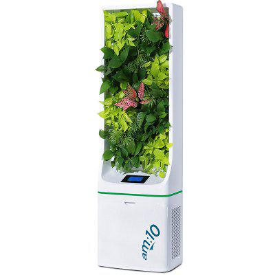 TechForest Standing Air Purifier MF-S-8800 Designed for Big Room and Office with 9 Layered Systems of Purification