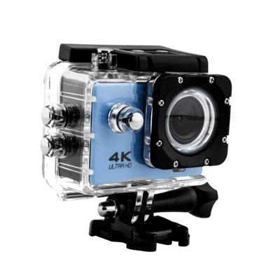 Ultra HD 4K Sports Camera WIFI Waterproof Camera Extreme Sports DV EU Plug