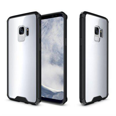 Cover Case for Samsung Galaxy S9 Luxury Shockproof Hybrid Armor Crystal Hard PC Back Full Protection Coque Fundas