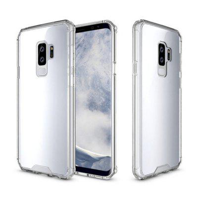 Cover Case for Samsung Galaxy S9 Plus Luxury Shockproof Hybrid Armor Crystal Hard PC Back Full Protection Coque Fundas