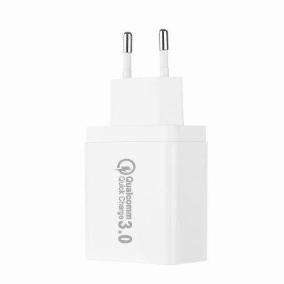 3 Ports Quick Charger QC 3.0 USB Charger for ...