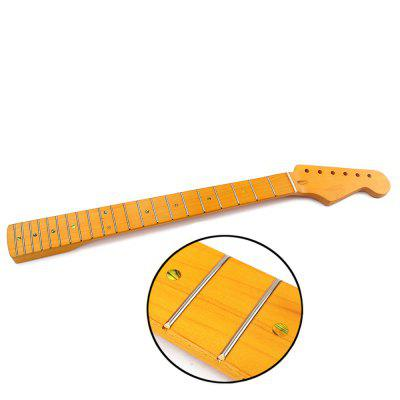 Electric Guitar Neck 21 Fret Maple Wood for ST Parts Replacement SurfaceGuitar Parts<br>Electric Guitar Neck 21 Fret Maple Wood for ST Parts Replacement Surface<br><br>Materials: Bone, Wood, Metal<br>Package Contents: 1 x Neck<br>Package size: 68.00 x 10.00 x 10.00 cm / 26.77 x 3.94 x 3.94 inches<br>Package weight: 1.0600 kg<br>Suitable for: Electric Guitar<br>Type: Guitar Neck