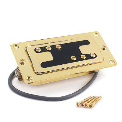 Gold Electric Guitar Humbucker Double Coil Pickup