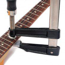 Professional Sale Irin Fret Puller Fretboard Fingerboard Fret Repair Tool Protector Steel Plate For Electric Guitar And Bass Sports & Entertainment Stringed Instruments