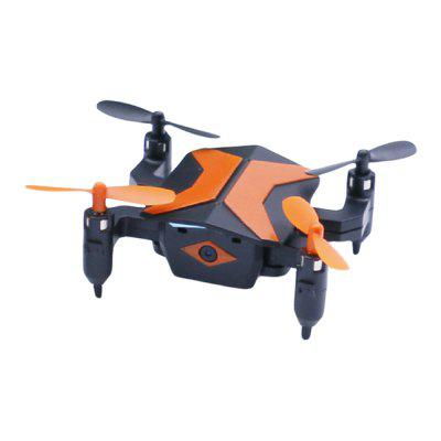 Attop XT - 2 Mini Folding AircraftRC Quadcopters<br>Attop XT - 2 Mini Folding Aircraft<br><br>Battery: 3.7 V /220 mAH<br>Channel: 4-Channels<br>Charging Time.: 60 minutes<br>Compatible with Additional Gimbal: No<br>Detailed Control Distance: 30~40m<br>Features: Camera<br>Flying Time: 5-7mins<br>Functions: Up/down, Turn left/right, Trim, Sideward flight, Headless Mode, Forward/backward, Camera<br>Level: Beginner Level<br>Mode: Mode 2 (Left Hand Throttle)<br>Package Contents: 1 x Aircraft ( Battery Included ), 1 x Remote Control, 1 x USB Data Cable, 4 x Tail Leaves, 1 x Screwdriver, 1 x English Instruction Book<br>Package size (L x W x H): 18.50 x 6.50 x 13.00 cm / 7.28 x 2.56 x 5.12 inches<br>Package weight: 0.3326 kg<br>Product size (L x W x H): 8.00 x 6.00 x 3.00 cm / 3.15 x 2.36 x 1.18 inches<br>Product weight: 0.1342 kg<br>Radio Mode: Mode 1 (Right-hand Throttle)<br>Remote Control: Radio Control<br>Transmitter Power: 3 x AAA battery(not included)<br>Type: Quadcopter