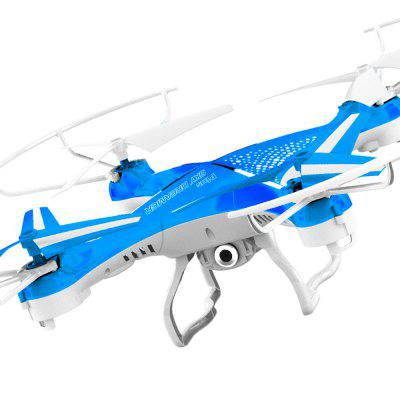 Attop YD-829C  Drone with Headless Mode / 6-axis Gyroscope /  360 Degree FlipRC Quadcopters<br>Attop YD-829C  Drone with Headless Mode / 6-axis Gyroscope /  360 Degree Flip<br><br>Battery: 3.7 V / 380mAH<br>Built-in Gyro: 6 Axis Gyro<br>Channel: 4-Channels<br>Charging Time.: 60 minutes<br>Compatible with Additional Gimbal: No<br>Detailed Control Distance: 30-50m<br>Flying Time: About 8mins<br>Functions: With light, Up/down, Turn left/right, 3D rollover, Camera, Course Lock, Forward/backward, Headless Mode, One Key Automatic Return, Sideward flight<br>Level: Beginner Level<br>Model Power: Built-in rechargeable battery<br>Package Contents: 1 x Aircraft ( Battery Included ); 1 x  Remote Control; 1 x USB data  cable; 2 x   Tail leaves; 1 x screwdriver; 1 x English Instruction book<br>Package size (L x W x H): 46.40 x 27.20 x 11.50 cm / 18.27 x 10.71 x 4.53 inches<br>Package weight: 0.7798 kg<br>Product size (L x W x H): 24.00 x 24.00 x 8.40 cm / 9.45 x 9.45 x 3.31 inches<br>Product weight: 0.0665 kg<br>Radio Mode: Mode 2 (Left-hand Throttle)<br>Remote Control: Radio Control<br>Transmitter Power: 3 x 1.5V AA battery(not included)<br>Type: Quadcopter