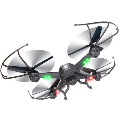 Attop A8 Drone with Headless Mode / 6-axis Gyroscope /  360 Degree FlipRC Quadcopters<br>Attop A8 Drone with Headless Mode / 6-axis Gyroscope /  360 Degree Flip<br><br>Battery: 3.7 V/650mAH<br>Built-in Gyro: 6 Axis Gyro<br>Channel: 4-Channels<br>Charging Time.: 90 minutes<br>Compatible with Additional Gimbal: No<br>Detailed Control Distance: About 100m<br>Features: No camera<br>Flying Time: 5-8mins<br>Functions: Headless Mode, 3D rollover, Up/down, Course Lock, With light, Forward/backward, Turn left/right, Trim<br>Level: Beginner Level<br>Package Contents: 1 x Aircraft ( Battery Included ); 1 x  Remote Control;  1 x USB data  cable;   2 x   Tail leaves;   1 x screwdriver;  1 x  English  Instruction book.<br>Package size (L x W x H): 51.50 x 11.00 x 35.50 cm / 20.28 x 4.33 x 13.98 inches<br>Package weight: 0.9910 kg<br>Product size (L x W x H): 31.00 x 31.00 x 6.00 cm / 12.2 x 12.2 x 2.36 inches<br>Product weight: 0.0988 kg<br>Radio Mode: Mode 2 (Left-hand Throttle)<br>Remote Control: Radio Control<br>Transmitter Power: 4 x 1.5V AA battery(not included)<br>Type: Quadcopter