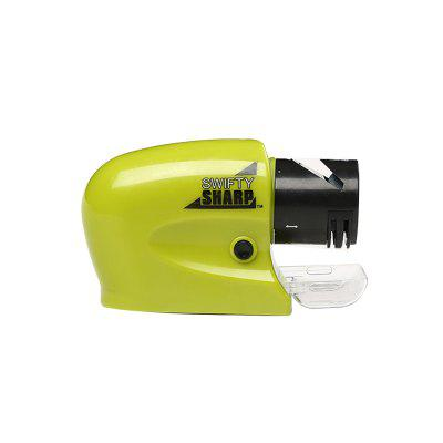 Electric Quick Multi-function SharpenerKitchen Knives<br>Electric Quick Multi-function Sharpener<br><br>Package Contents: 1 x Knife Sharpener<br>Package Size(L x W x H): 20.00 x 18.00 x 7.00 cm / 7.87 x 7.09 x 2.76 inches<br>Package weight: 0.3000 kg<br>Product Size(L x W x H): 19.00 x 16.60 x 6.30 cm / 7.48 x 6.54 x 2.48 inches<br>Product weight: 0.2750 kg