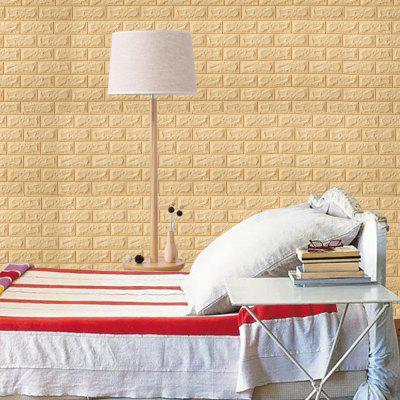3D Wood Grain Self-adhesive Crash Wall StickersWall Stickers<br>3D Wood Grain Self-adhesive Crash Wall Stickers<br><br>Function: Decorative Wall Sticker, 3D Effect<br>Material: Foam<br>Package Contents: 1 x  Wall Stickers<br>Package size (L x W x H): 30.00 x 60.00 x 1.00 cm / 11.81 x 23.62 x 0.39 inches<br>Package weight: 0.2000 kg<br>Product size (L x W x H): 60.00 x 60.00 x 1.00 cm / 23.62 x 23.62 x 0.39 inches<br>Product weight: 0.1800 kg<br>Quantity: 1<br>Subjects: Fashion,3D<br>Suitable Space: Living Room,Bedroom,Office,Study Room / Office<br>Type: 3D Wall Sticker