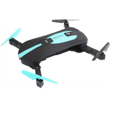 Parrokmon JY018 Foldable Mini Selfie RC Drone Altitude Hold WiFi Phone Control