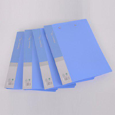 Thick PP Material A4 File Folder