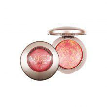 HERES B2UTY  Bronzer Powder Mineralize Baked Blush Palette Shimmer and Matte Bright Easy Wear Natural 8 Colors