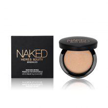 HERES B2UTY  Long Lasting Oil-control Concealer Cover Base Fix Loose Mineralize Powder Palette Makeup with Puff 6 Colors